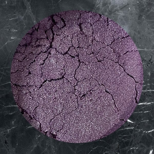 amethyst purple powder
