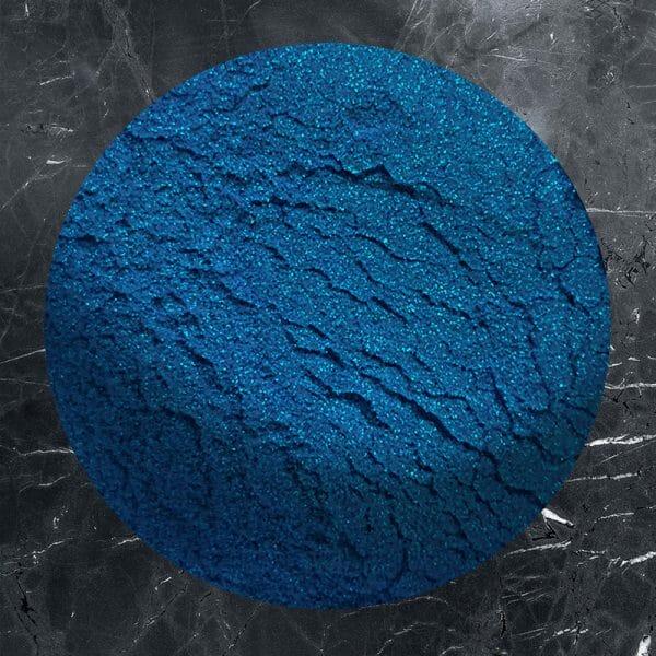 Blue Green powder
