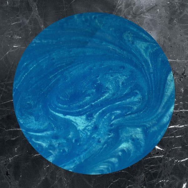 Blue green effect