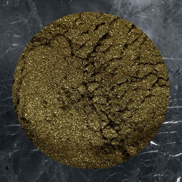Bronze gold powder