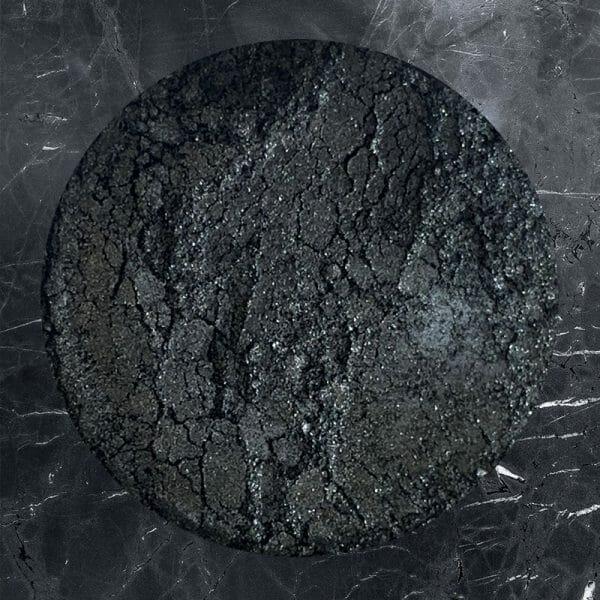 Silver grey powder