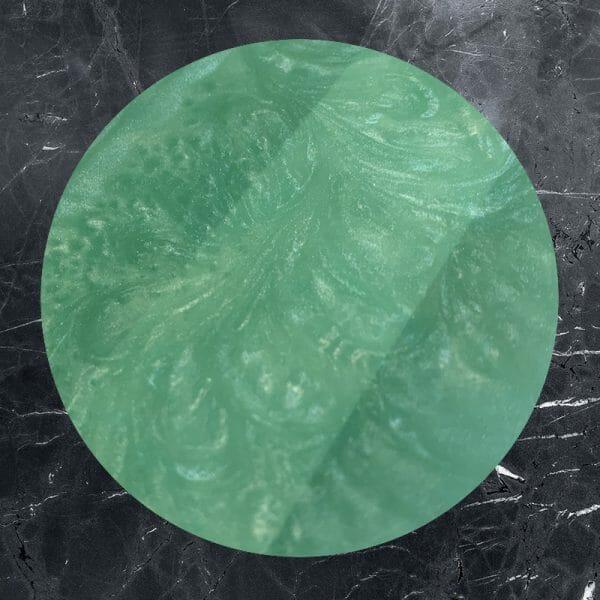 Turqouise green effect