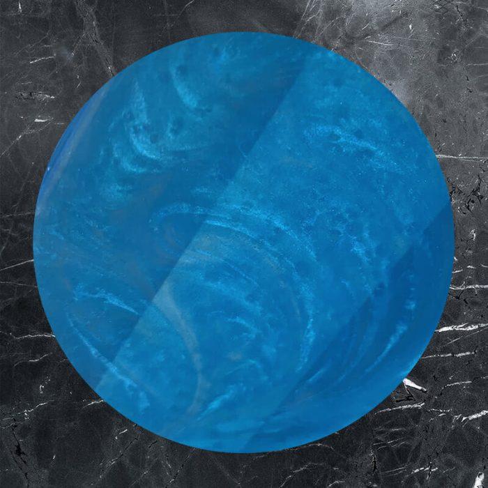 royal blue effect